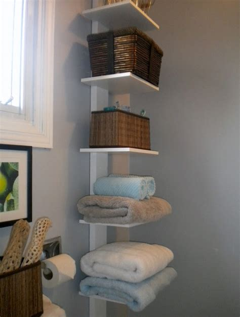 Broadview Heights Storage For A Small Bathroom Bathroom Shelves For Small Spaces