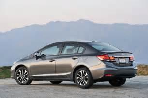 2014 honda civic sedan review exterior colors futucars