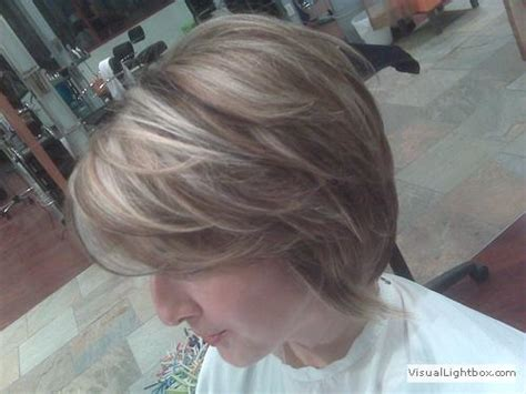 how to blend your gray hair photos blending gray hair hairstyle gallery
