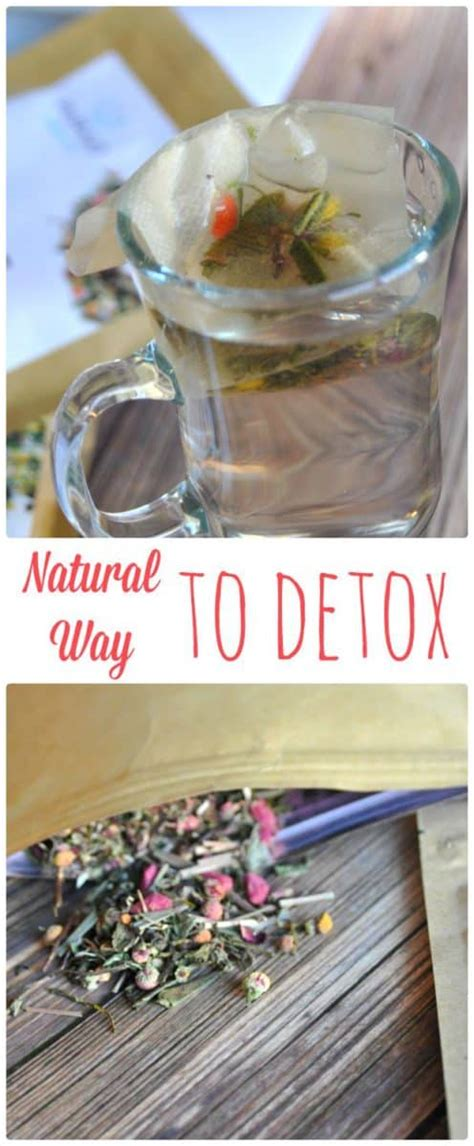 Healthy Ways To Detox Your Naturally by A Way To Detox Your