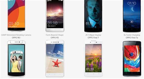 Handphone Oppo Terlengkap daftar harga handphone oppo daftar harga hp oppo android terbaru 2015 daftar harga