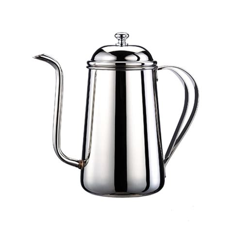 BELAKANE Pour Over Kettle 1.2L Polished   Tiamo Europe
