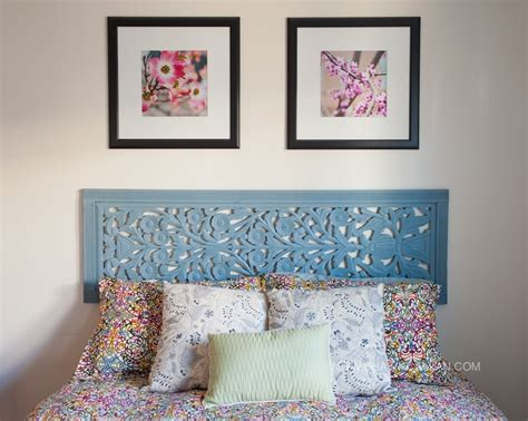 creative ways to make a headboard 17 best images about headboard alternatives on pinterest