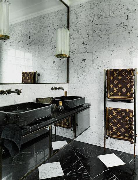 black and white marble bathroom floor tiles 31 black and white marble bathroom tiles ideas and pictures