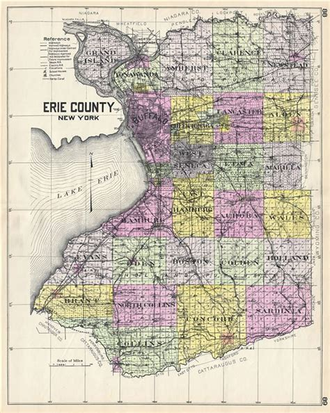 Property Records Erie County Ny Erie County Radon Other Counties Images Frompo