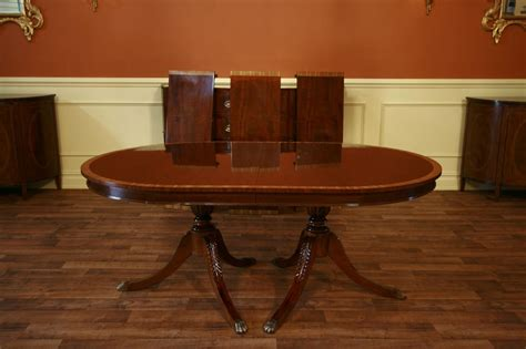 mahogany dining room table stickley dining table oval mahogany dining table ebay