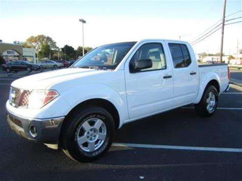 sell used 2006 nissan frontier se crew cab one owner fl truck pristine in seminole florida