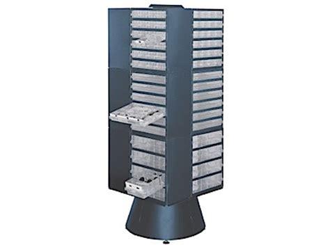 Barnes Design Ltd Floor Carousel For Storage Cabinet Depth 255 Mm Raaco Gigant