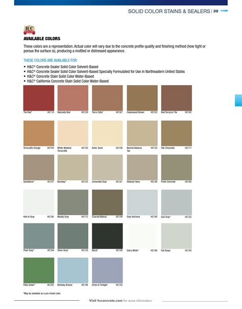 concrete catalog 2015 by sherwin williams page 45 issuu