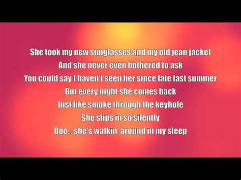 toby keith yellow rose dream walkin toby keith w lyrics youtube