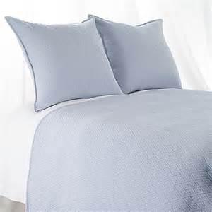 Blue Coverlet Buy Aura Indi Matelasse King Coverlet In Light