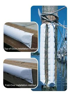 how to install boat dock bumpers installing dock edge and post bumpers boat parts info