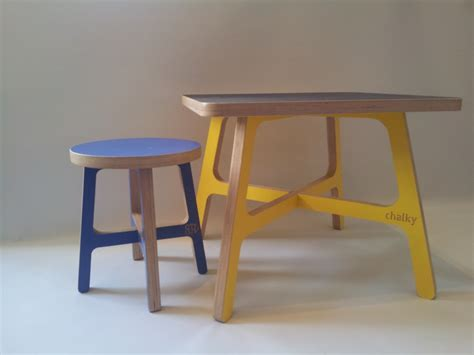 Chalky Stools by Chalky Table And Stool Set