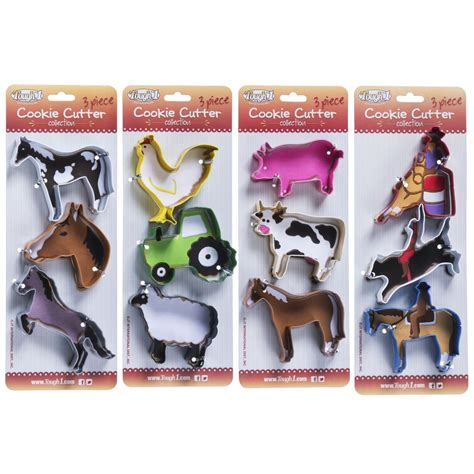 horse home decor mountain home decor tough 1 3 piece cookie cutter collection boot wind