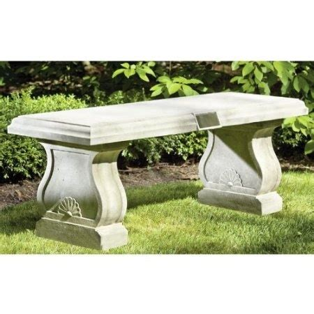 cast stone benches 68 best nice garden benches images on pinterest