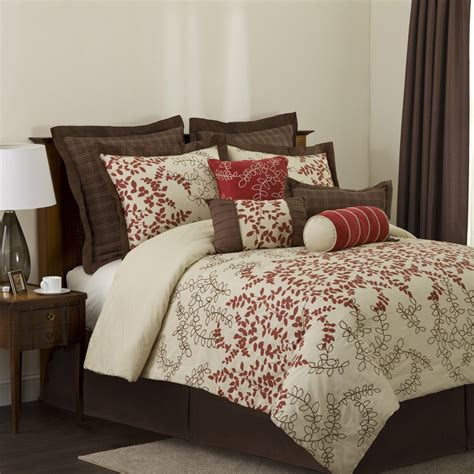 Red Bedding Sets For The Bedroom Decobizz Com Bedding Sets For