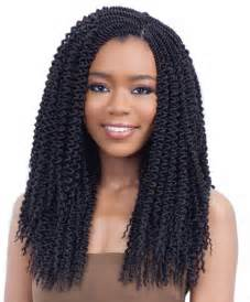 pre braided hair freetress crochet braid pre curled jamaican braid