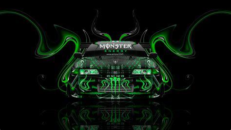 Monster Energy Sticker Wallpapers by 4k Monster Energy Nissan Skyline Gtr R32 Jdm Front Plastic