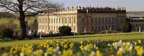 chatsworth house chatsworth estate stay and dine peak district holiday accommodation luxury hotels