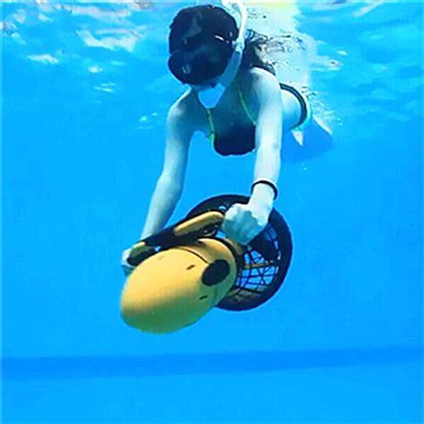 boat battery underwater 2019 300w sea scooter underwater propeller choose from