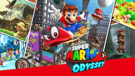 super mario odyssey  wallpapers hd wallpapers id