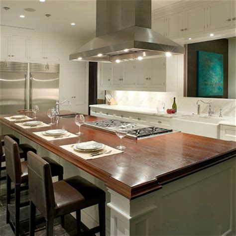 Kitchen Beadboard Backsplash Island Cooktop Design Ideas