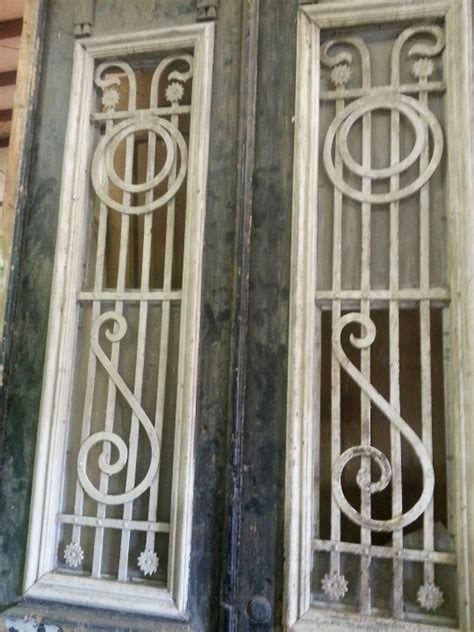 lovely new orleans style furniture salvaged french doors 46 best images about architectural salvage on pinterest