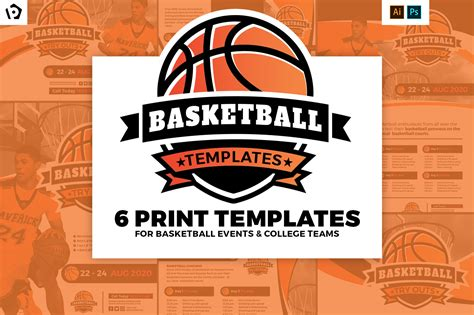 basketball card template photoshop basketball templates pack for photoshop illustrator
