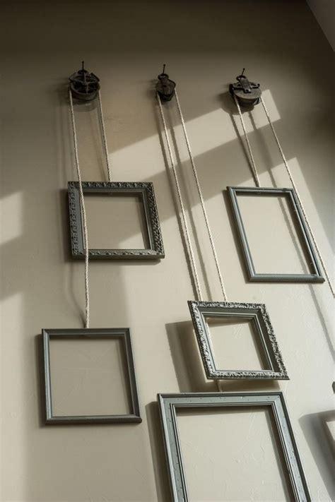 Hanging Bed Frame Best 25 Photo Frames Handmade Ideas On Photo Frame Ideas Diy Photo And Frames Ideas