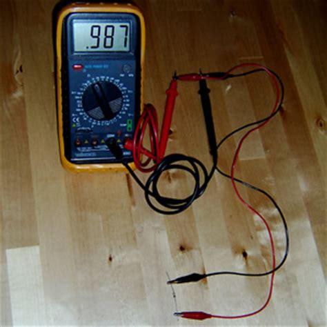 comment utiliser un multimetre 5199 utiliser un multim 232 tre
