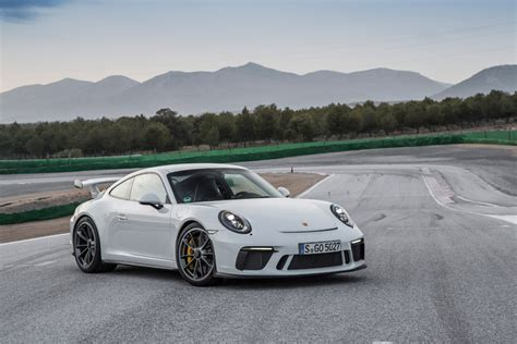 white porsche 911 porsche 911 gt3 carrara white metallic the new porsche