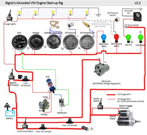 4 best images of engine run stand wiring diagram vw