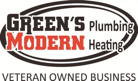 Modern Plumbing And Heating by Employees 187 Green S Plumbing Heating Inc