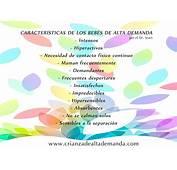 Caracter&237sticas De Los Beb&233s Alta Demanda Por El Dr