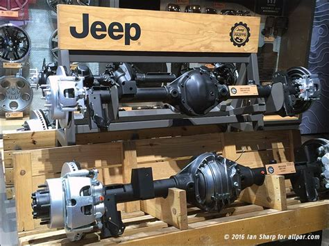 Jeep Engine History Detroit 2016 Three Reports From The Floor