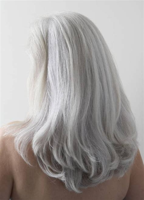 best style for grey hair you decide always new you