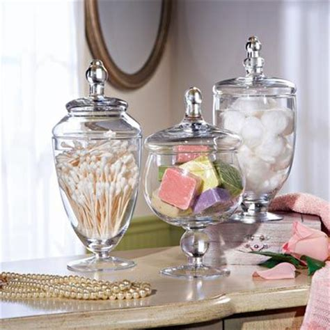 apothecary jars for bathroom rainbow torch lily exotic perennial jars glasses and