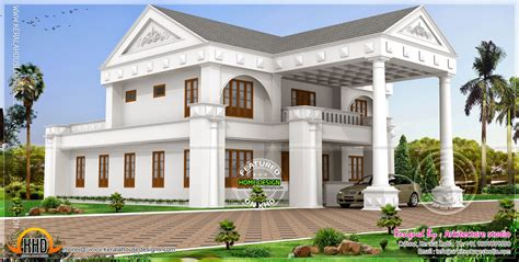 kerala home design and floor plans pictures assam style 4