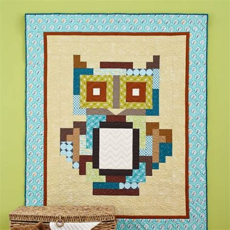 Allpeople Quilt by What A Hoot Throw Allpeoplequilt
