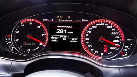 Audi Rs6 0 200 by Audi Rs6 Avant In Detail Acceleration 0 200