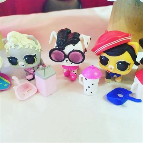 Lol Doll Isi 3 some of the new pets from lol pets series 3 wave