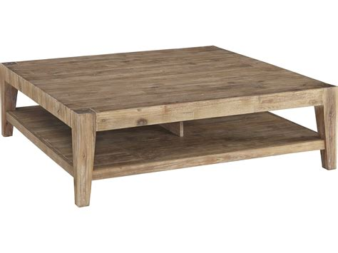 Weathered Coffee Table Casana Weathered Acacia 46 Square Coffee Table 834 060