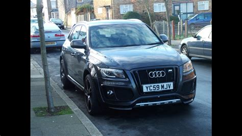 Audi Q5 Abt by Abt Audi Q5 Motor1 Photos