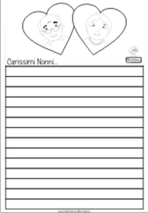 lettere per nonni festa dei nonni 2 ottobre biglietti letterine