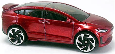 Hotwheels Wheels Tesla Model X tesla model x 77mm 2017 wheels newsletter