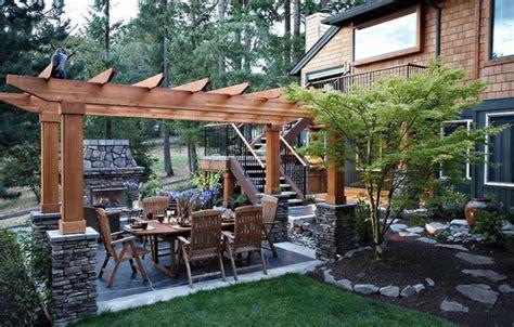 Rear Porch by 25 Id 233 Es Pour Am 233 Nager Et D 233 Corer Un Petit Jardin