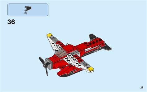 Lego 31057 Air Blazer lego air blazer 31057 creator