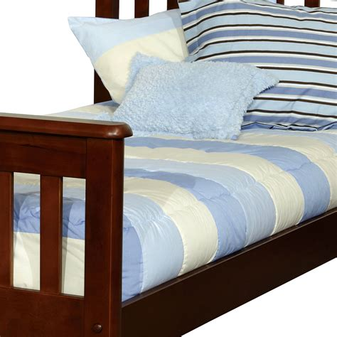 Bedding For Bunk Beds Hugger Quot Quot Light Blue Bunk Bed Hugger Comforter Bedding For Bunks