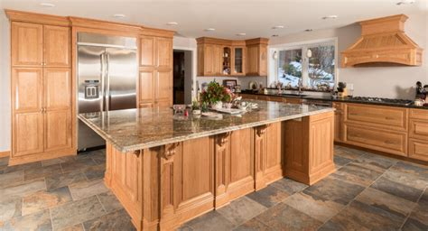 kraft maid kitchen cabinets natural cherry wood kitchen natural cherry wood cabinets www pixshark com images