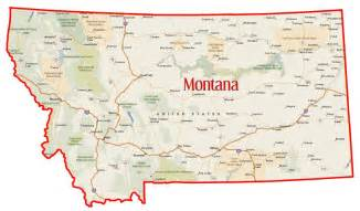 Montana Maps by State Montana Quotes Quotesgram